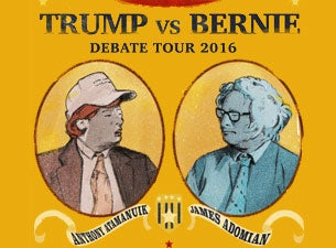 Trump Vs Bernie Tickets