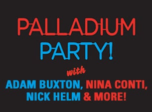 Palladium Party Tickets
