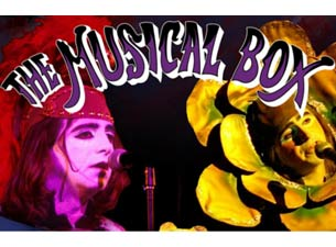 The Musical Box Tickets