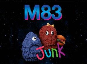 M83Tickets
