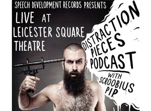 Scroobius Pip Tickets