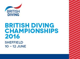 British Diving Championships Tickets