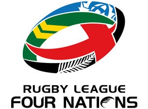 Rugby League Four Nations Tickets