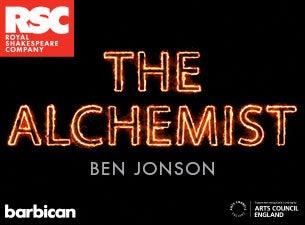 RSC - The AlchemistTickets