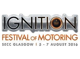 Ignition Festival of Motoring Tickets