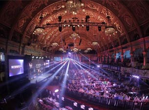 Bet Victor World Matchplay Darts Tickets
