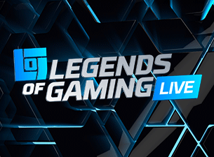 Legends of Gaming LiveTickets