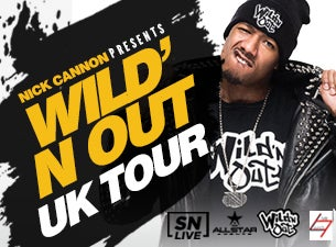 Nick Cannon Tickets