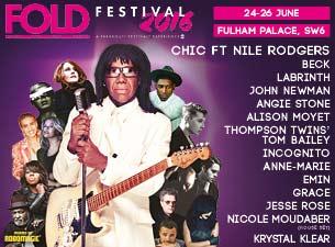 Fold FestivalTickets