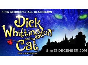 Dick Whittington. Tickets