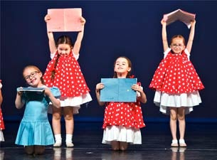 Baby To Ballerina Tickets