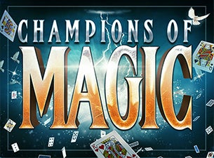 Champions of Magic Tickets
