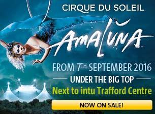 Cirque Du Soleil: AmalunaTickets