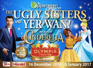 The Ugly Sisters & Yer Wan Tickets