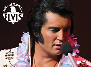 The King Is Back - Ben Portsmouth Is Elvis Tickets