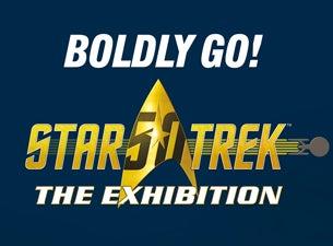 Star Trek: The ExhibitionTickets