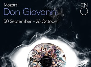 Don Giovanni - English National Opera Tickets