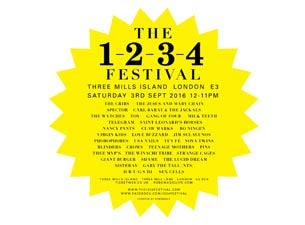 1234 Festival Tickets