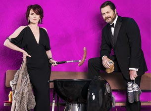 Nick Offerman & Megan Mullally Tickets