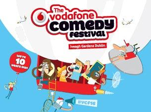 Vodafone Comedy FestivalTickets