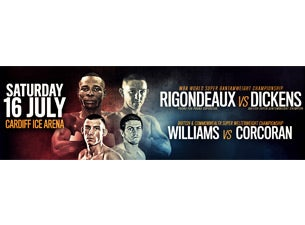 World Championship Boxing Tickets
