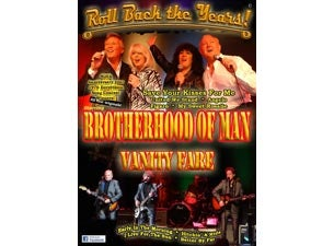 Brotherhood of Man Tickets