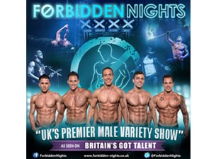 Forbidden Nights Tickets