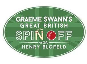 Graeme Swann's Great British Spin Off with Henry BlofeldTickets