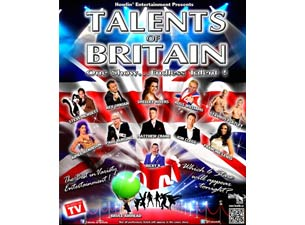 Talents of Britain Tickets