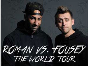 Roman Vs. Fousey Tickets