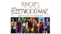 Rumours of Fleetwood MacTickets
