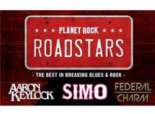 Planet Rock RoadstarsTickets