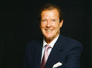 Roger Moore Tickets
