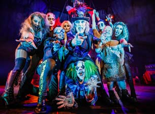 The Circus of Horrors Extreme Tickets