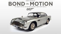 More Info AboutBond In Motion Exhibition Featuring Cars of Spectre