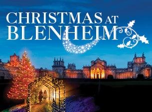 Christmas At BlenheimTickets