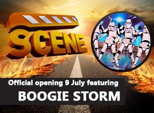 Scene - Motion Picture Exhibition