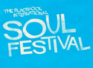 Blackpool International Soul Festival Tickets