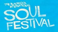 Blackpool International Soul FestivalTickets