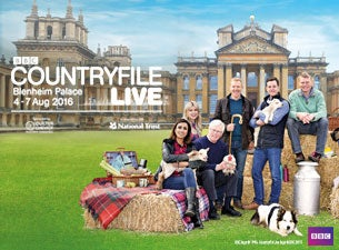 BBC Countryfile Live Tickets