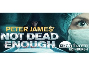 Not Dead Enough Tickets
