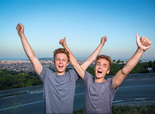 Joe & Caspar Tickets