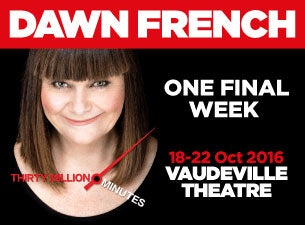 Dawn French Tickets