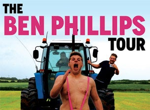 Ben Phillips Tickets
