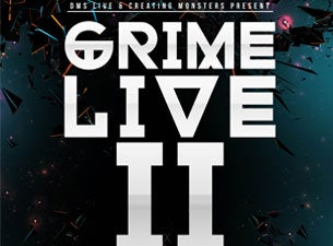 Grime Live Tickets