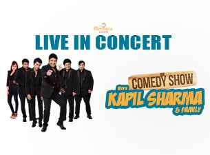 Kapil Sharma and Family Tickets