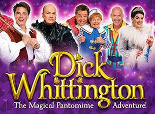 Dick Whittington - Birmingham HippodromeTickets