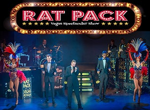The Rat Pack Vegas Spectacular Tickets