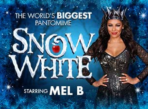 Snow White - The World's Biggest Panto Tickets