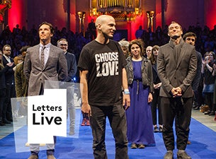 Letters Live Tickets